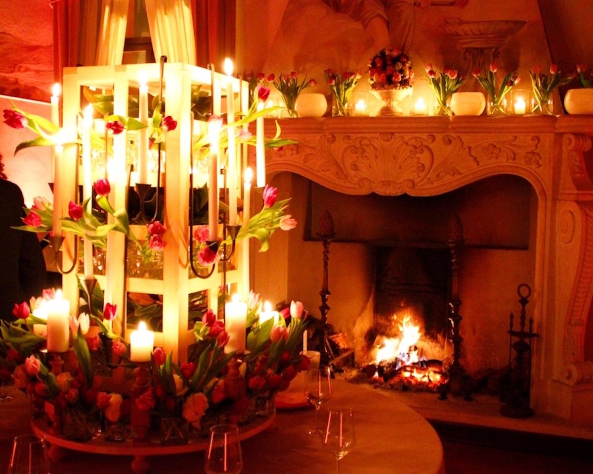 villa vicenza, villa grumolo delle Abbadesse, allestimento festa, location feste private vicenza