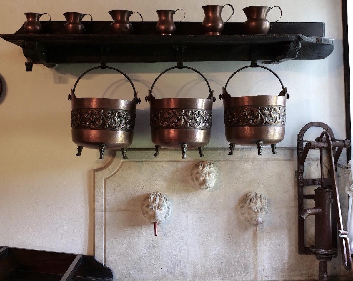 villa antica, cucina antica, ricevimenti privati, feste private