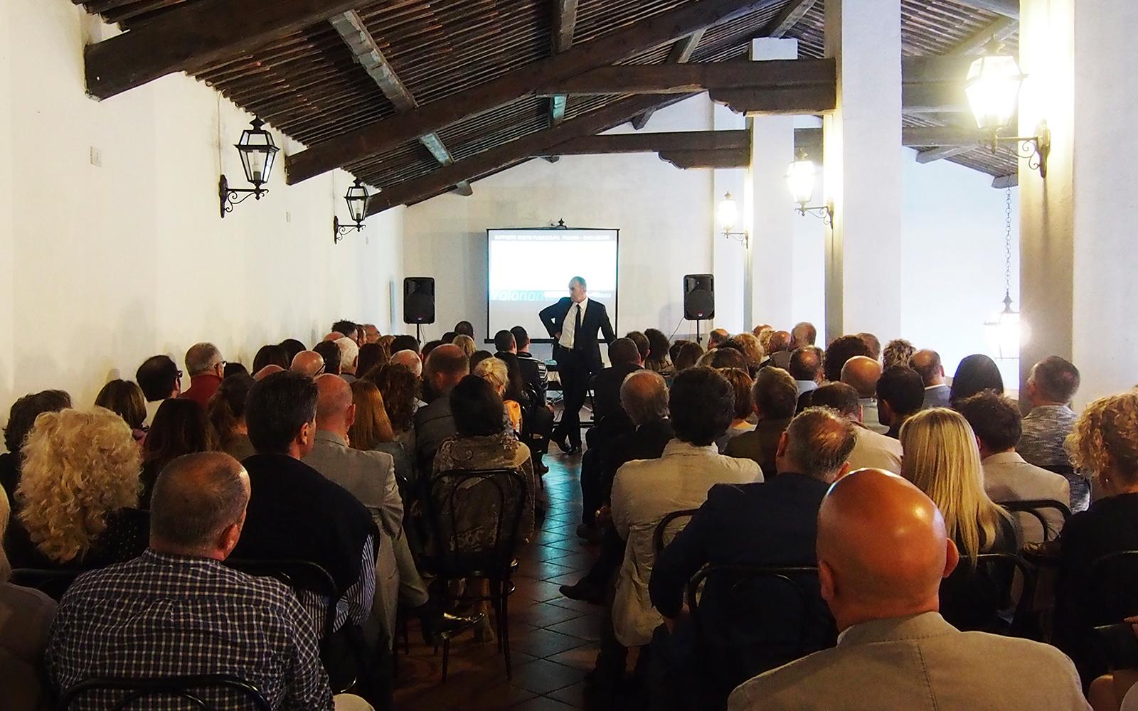 sale workshop Padova, sale congressi Padova, sale meeting Vicenza