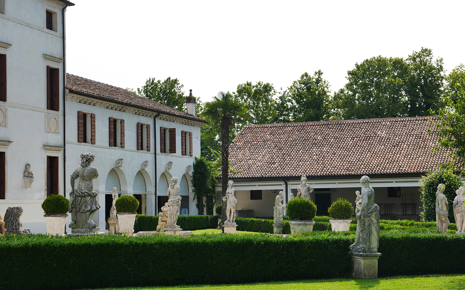 , giardino esterno per eventi Vicenza, spazio esterno per eventi Vicenza, giardino esterno matrimonio Vicenza, giardino per shooting