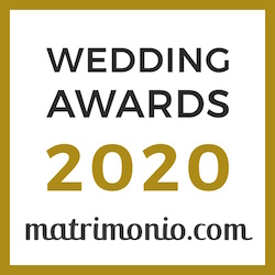 wedding awards 2020, premio matrimonio